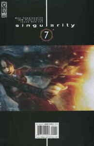 Singularity 7 #1 VF; IDW   save on shipping - details inside