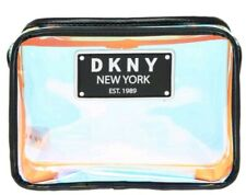 Dkny (cosmetic bag) Mirror Medium Cosmetic Pouch (Rainbow Multi) New with tags