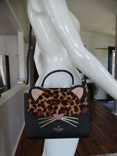 NWT KATE SPADE Kerri Run Wild Leopard Cross body bag $399.00