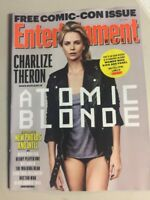 SDCC 2017 Exclusive Entertainment Weekly Comic Con Issue Atomic Blonde