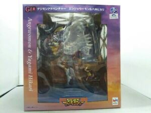 MegaHouse G.E.M. series Digimon Adventure Angewomon & Yagami Hikari Japan Used