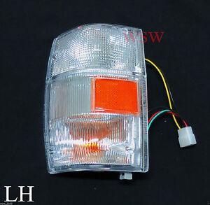 CLEAR CORNER LAMP LH FOR ISUZU TRUCK ELF NPR NQR 450 GMC CHEVROLET 1999 - 2006