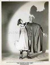 MALA POWERS THE COLOSSUS OF NEW YORK  1958 VINTAGE PHOTO ORIGINAL