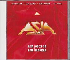 Free Shipping! ASIA LIVE MOSCOW MOCKBA CD Japan
