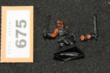 Mordheim SKAVEN assassin adeptos Metal figura Warhammer Games Workshop