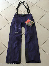 NORTH FACE GARNET PURPLE POINT FIVE NG WATER-PROOF SNOW SPORT PANTS, SZ M ~NWT
