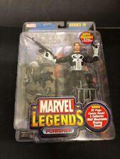 Marvel Legends ToyBiz Series IV Punisher Action Figure 2003