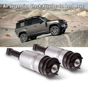 paire Avant Air Suspension pour Land Rover Discovery LR3 LR4 Sport Amortisseurs