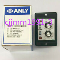 1pc Industrial Twin Timer ATDV-NA 1S 10S 1M 10M DC24V 24V ANLY Taiwan
