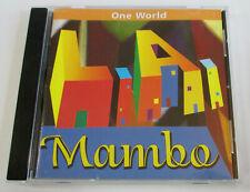 One World: L.A. MAMBO CD (Rare OOP Brazilian Latin Jazz Frank Unzueta Spanish)