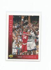 1993-94 UPPER DECK HAKEEM OLAJUWON HOUSTON ROCKETS #287 NM-MINT!!!