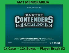 Anthony Edwards Georgia 2020/21 Panini Contenders Draft 1X CASE 12X BOX BREAK #2