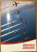 RAF Red Arrows 2019 Official Programme and A2 pullout