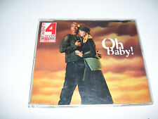 TWENTY 4 SEVEN feat. STAY-C NANCE - OH BABY ! * 3 TRACK CD MAXI HOLLAND 1994 *