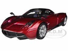 PAGANI HUAYRA RED 1/24 DIECAST CAR MODEL BY MOTORMAX 79312