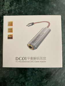 iBasso DC01 - High-Res Balanced Portable USB DAC / Headphone Amp