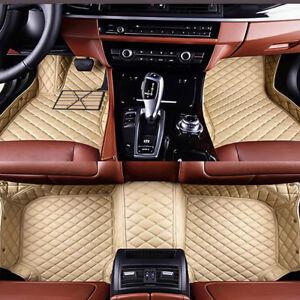 Car Floor Mats for Lexus GS Series GS300- 2004-2011 Waterproof Non-slip Car Mats