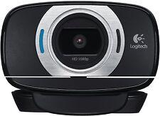 LOGITECH C615 HD Portable 1080p Webcam Autofocus PC & Mac 960-000735