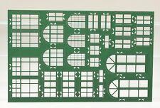 te-minatur 6280 Fenstersatz grün Spur 0