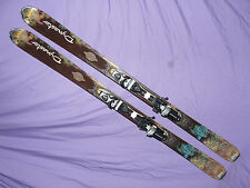 Dynastar Legend EDEN 165cm Women's Skis & Dynastar PX12 Integrated Bindings ❆ ❉