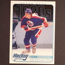 DALE HAWERCHUK  2013/14  Upper Deck 1980s Hockey Heroes #HH49   HOF Hart Canada