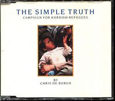 CHRIS DE BURGH - THE SIMPLE TRUTH - MAXI CD 1987  [592]