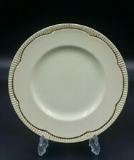 More details for newport pottery by clarice cliff cream side/tea plate-very good condition