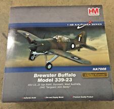 Hobby Master HA7008 Brewster Buffalo 339-23 W. Australia 25th Squad. 1942
