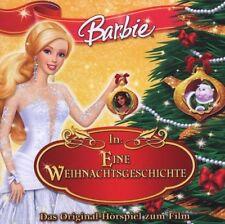 CD * BARBIE IN: EINE WEIHNACHTSGESCHICHTE - Hörspiel zum Film  # NEU OVP &
