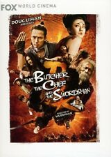The Butcher, The Chef and the Swordsman [New DVD] Ac-3/Dolby Digital, Dolby, S