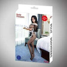 Body Pleasure - TL89 - Role Play - Maid - One Size Fits Most - Gift Box - White