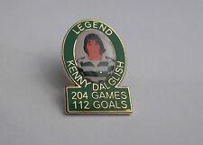 Celtic Legend badge Kenny Dalglish