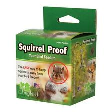 Squirrel Proof Spring Device or Device II  (slinky)