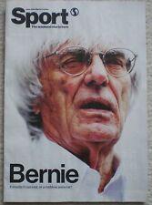 Bernie Ecclestone - Sport magazine – 13 March 2015