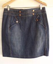 Jag Jeans Women's Blue Jean Skirt - Size 12