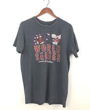 Majestic Threads 2016 World Series Cleveland Indians Chief Wahoo T-Shirt Medium