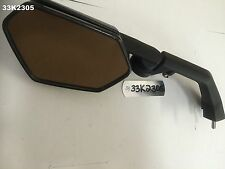 KAWASAKI ZX 10R  2008 - 10 NINJA  LH MIRROR  GENUINE OEM  LOT33  33K2305