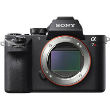 "Sony A7R II Body 42.4mp 3"" Mirrorless Brand New"