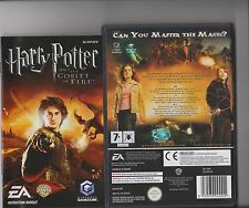 HARRY POTTER GOBLET OF FIRE NINTENDO GAMECUBE / WII