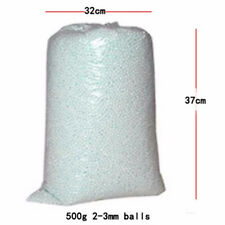 500g 2-3mm WhiteFoam/Styrofoam ball for Bean Bag Baby Filler Bed Sleeping Pillow