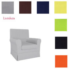 Custom Made Cover Fits IKEA Ektorp Jennylund Chair, Replace Armchair Cover