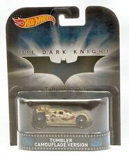 Batman The Dark Knight Tumbler Camouflage Version 1:64 Model HOT WHEELS