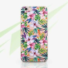 Tropical iPhone 4 5s SE 5c Silicone Case iPhone XR Floral Cover Rubber iPhone XS