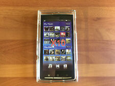 SONY ERICSSON XPERIA X10 CRYSTAL CLEAR CASE COVER PROTECTION * UK SELLER *