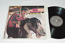 GLEN CAMPBELL A Satisfied Mind LP Pickwick Canada SPC-3134 Country Vinyl VG/VG+