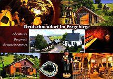 Deutschneudorf im Erzgebirge , Ansichtskarte