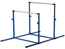 Nimble Sports New Adjustable Double Horizontal Bars Parallel Bars Uneven Bars