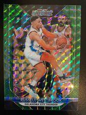 Russell Westbrook 2018-19 Prizm Mosaico Verde Tarjeta de Baloncesto de la NBA #88