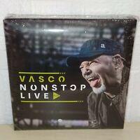VASCO ROSSI - NONSTOP LIVE - 2 CD + 2 DVD + BLU-RAY