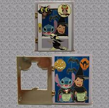 Lilo & Stitch Pin Trick-or-Treat Hinged Door Halloween - Disney Auctions LE 100